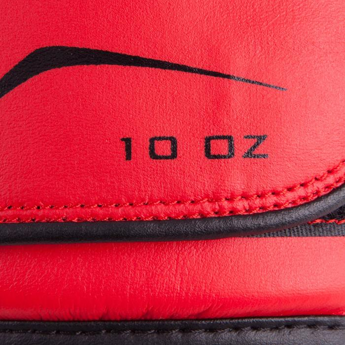 Bokshandschoenen FKT 180 initiatie rood