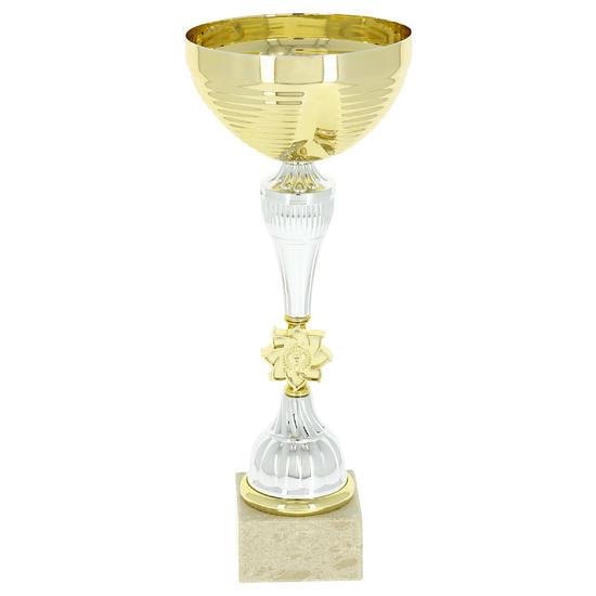 Beker C900 goud/zilver - 356446