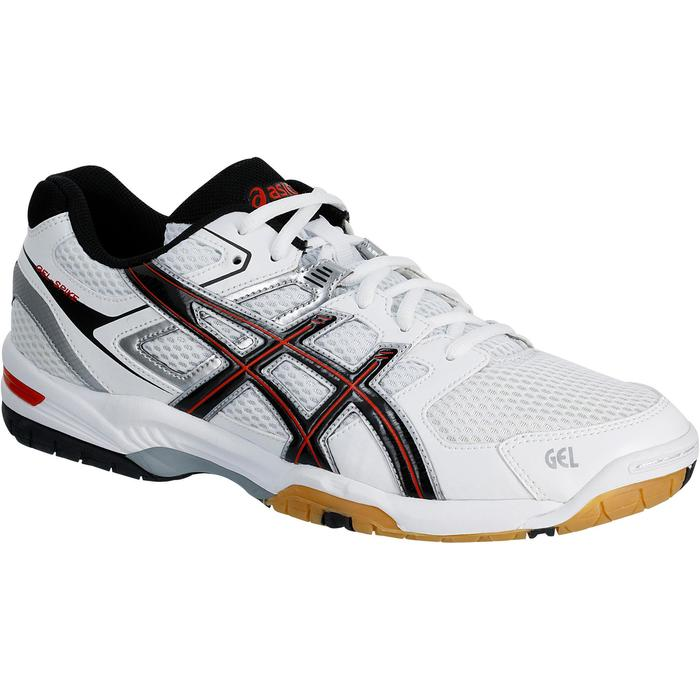 Chaussures de volley-ball adulte Gel Spike 2 blanches