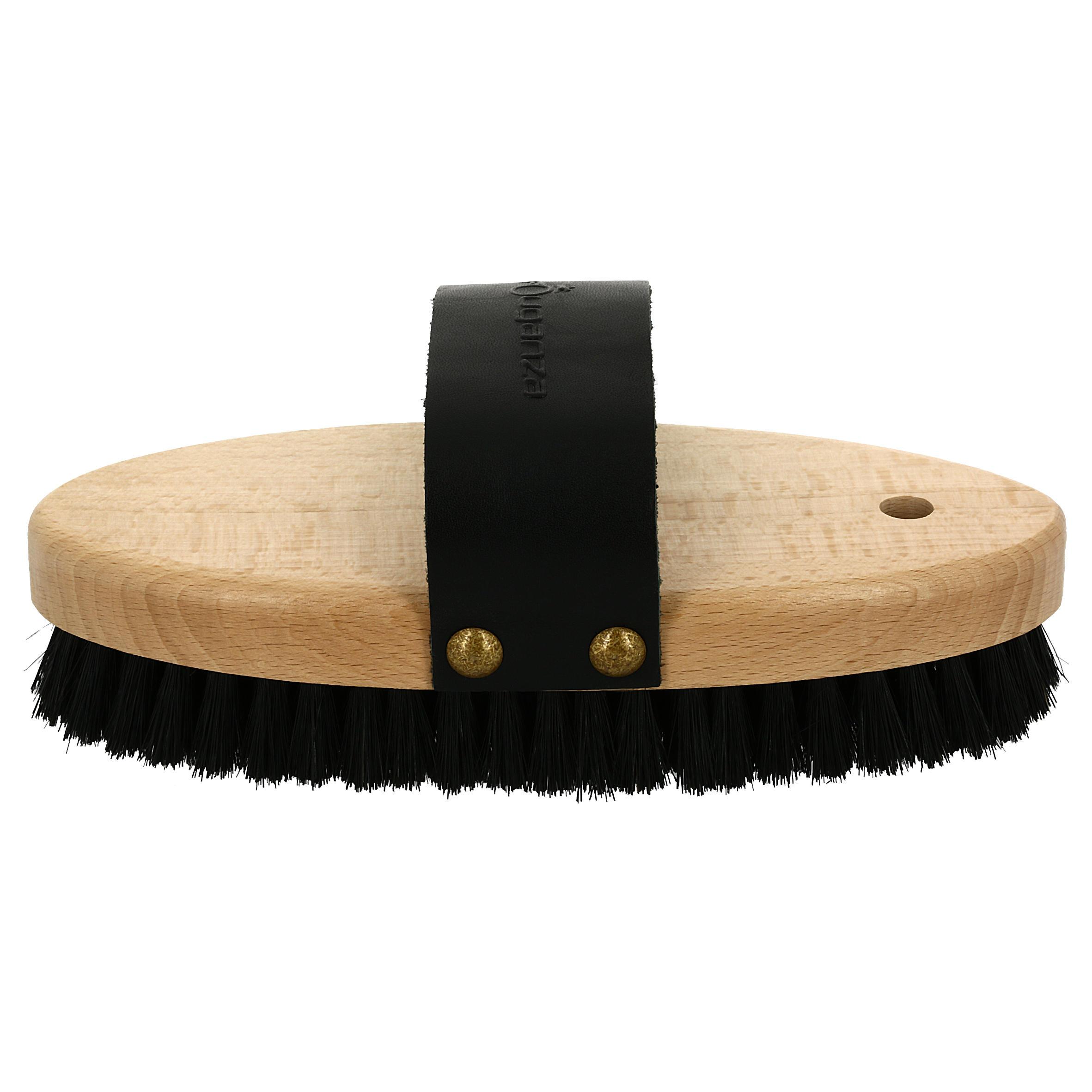 Cepillo suave de madera para equitación SENTIER