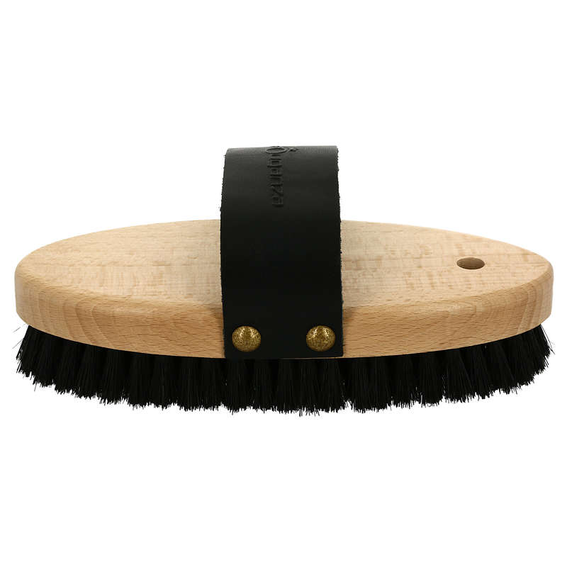 GROOMING Horse Riding - Sentier Soft Brush FOUGANZA - Horse Riding