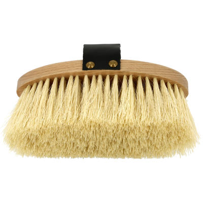 Sentier Wooden Long Bristle Horse Riding Dandy Brush