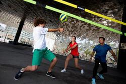 Volleybalnet The Wiz Net - 358003