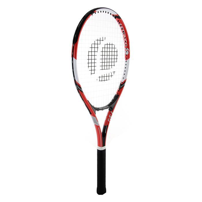 RAQUETTE DE TENNIS ADULTE TR130 BLEUE - 358005