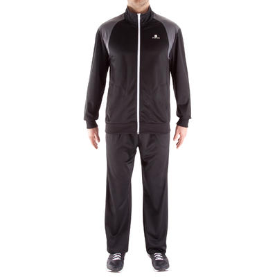 Simply Bodybuilding Tracksuit - Black