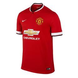 Camiseta de fútbol réplica Manchester United local 2014-2015 adulto