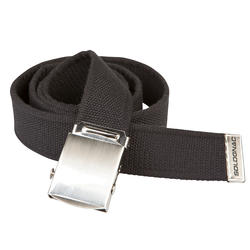 Webbing Hunting Belt - black