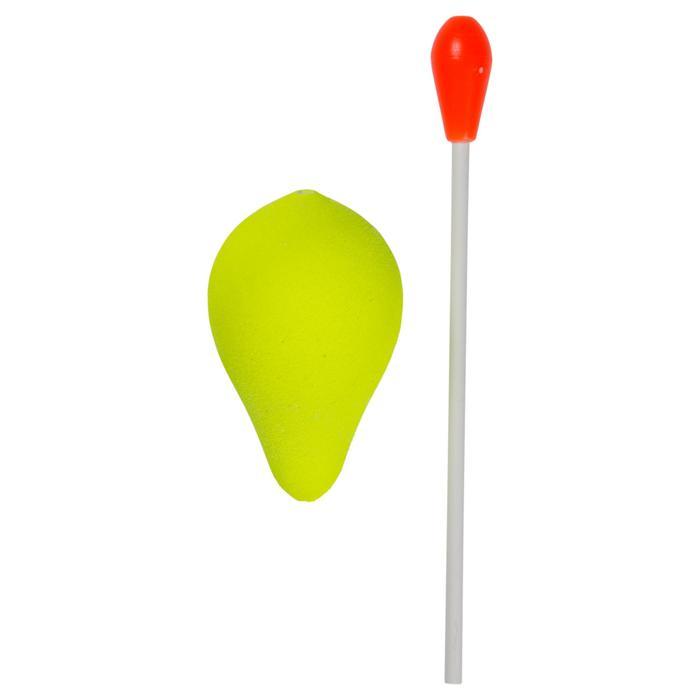 Pose Predator Pear Float