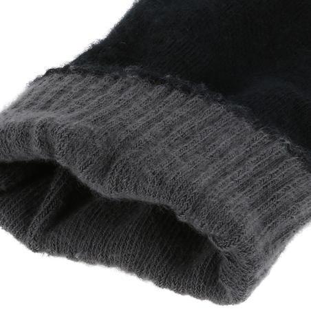 Socken Mid Double 500 schwarz