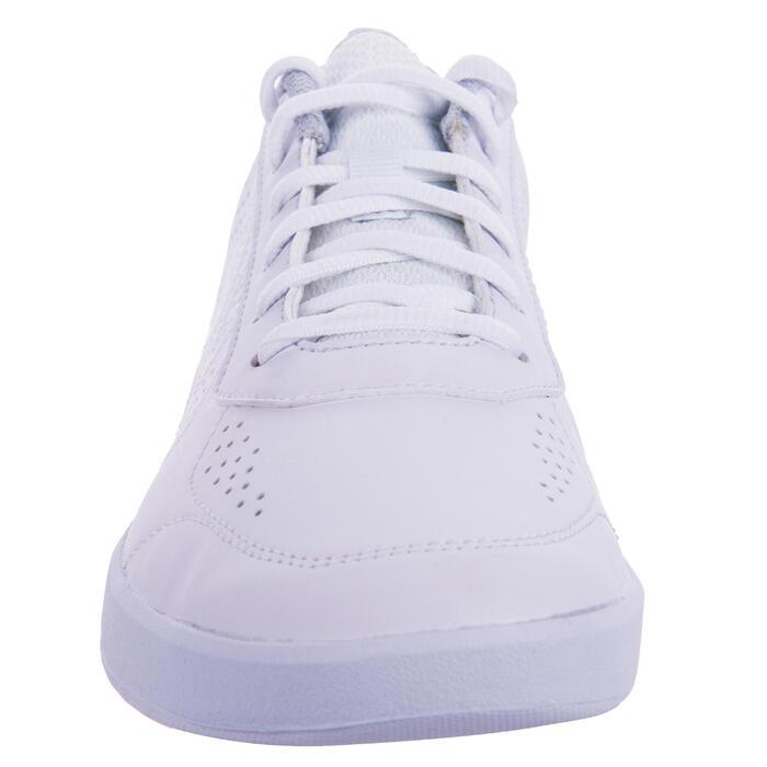 女款網球鞋TS100-白色