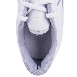 Tennisschoenen TS100 voor dames wit