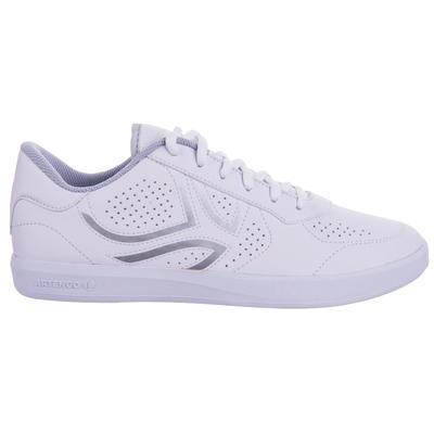 נעלי טניס לנשים דגם TS700 עם שכירה עליונה - לבן
