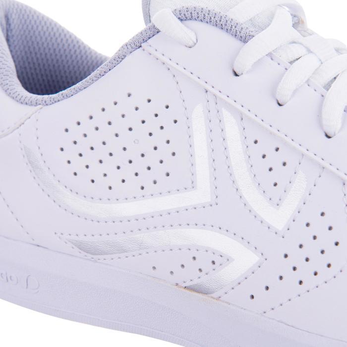 Tennisschuhe TS 100 Damen weiß