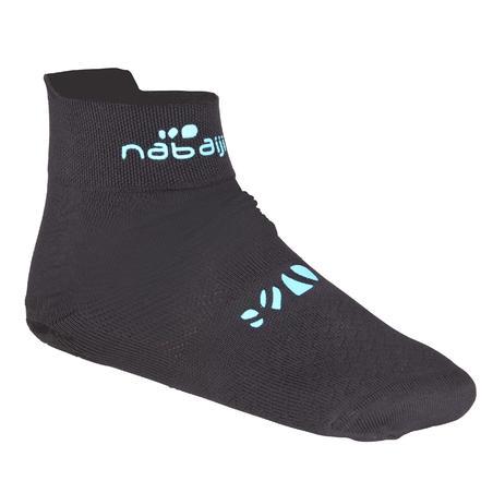 Шкарпетки для плавання для дорослих - Чорні