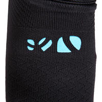 BLACK ADULT AQUASOCKS SWIMMING SOCKS