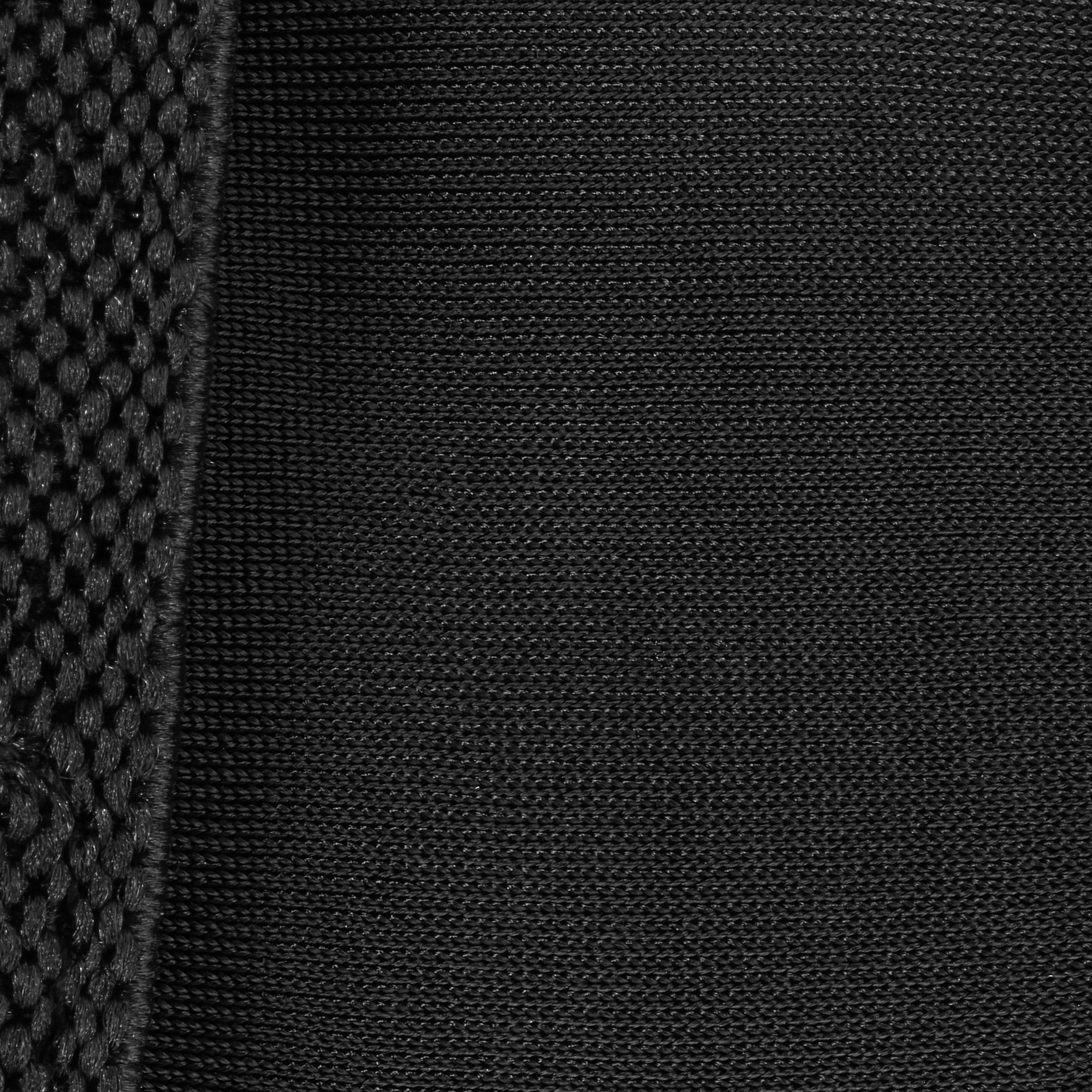 Ens. 3 protections pour patin, planche à roulettes, trottinette enfant PLAY noir