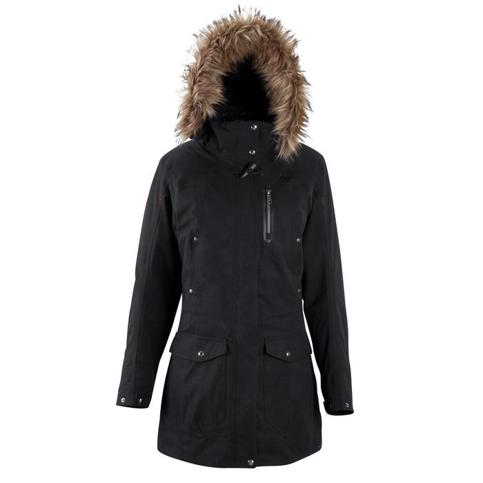3-in-1-Jacke Travel 900 Damen schwarz