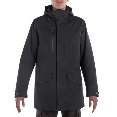 Men's 3-in-1 Jacket Travel 700 - Black