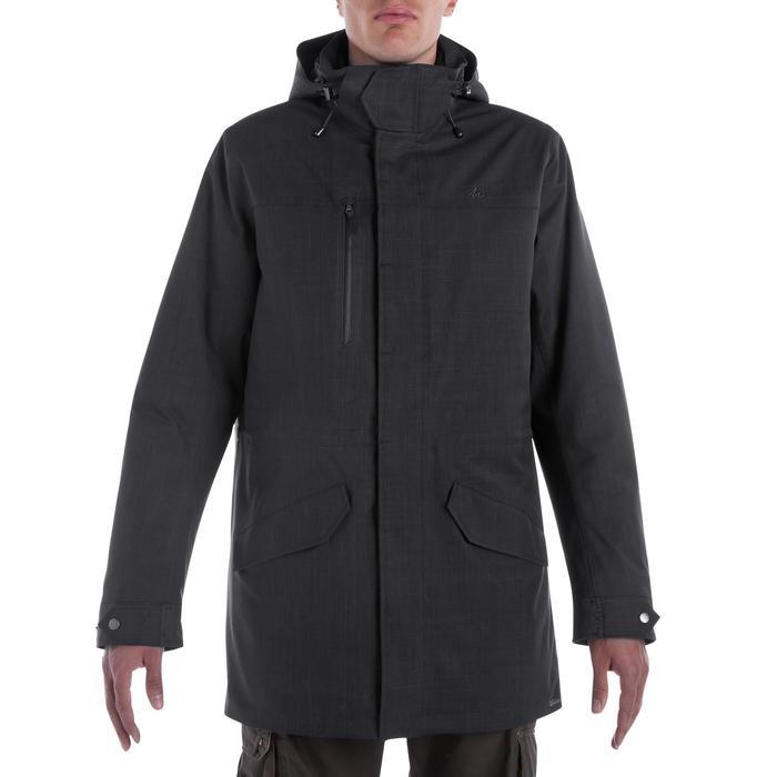 Veste trekking Rainwarm 900 3en1 homme noir