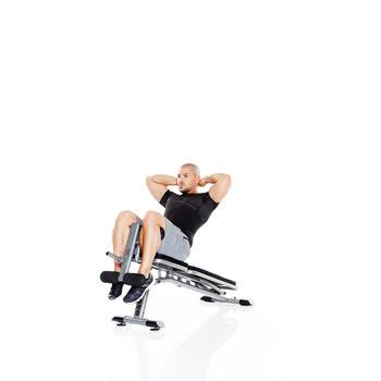 Banc de musculation pliable BA 530 - 359913