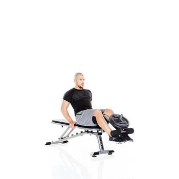Opklapbare fitnessbank BA 530 - 359915