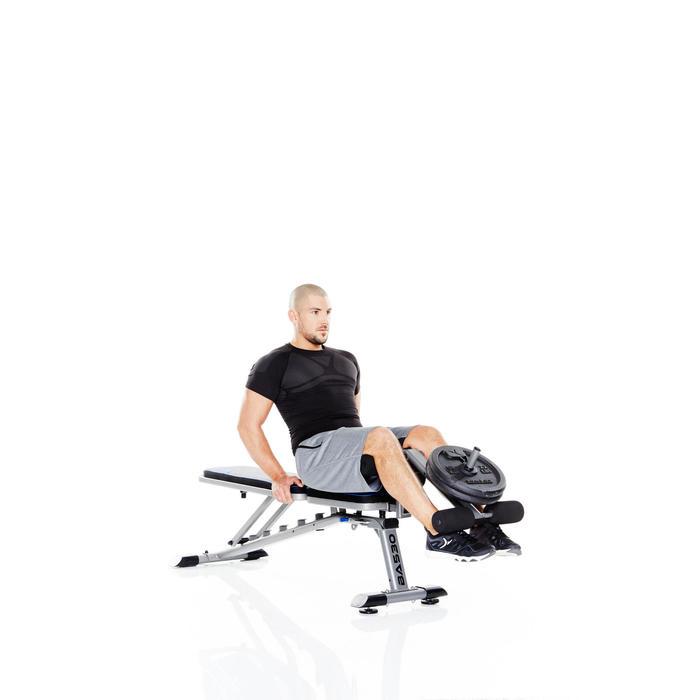 Opklapbare fitnessbank BA 530