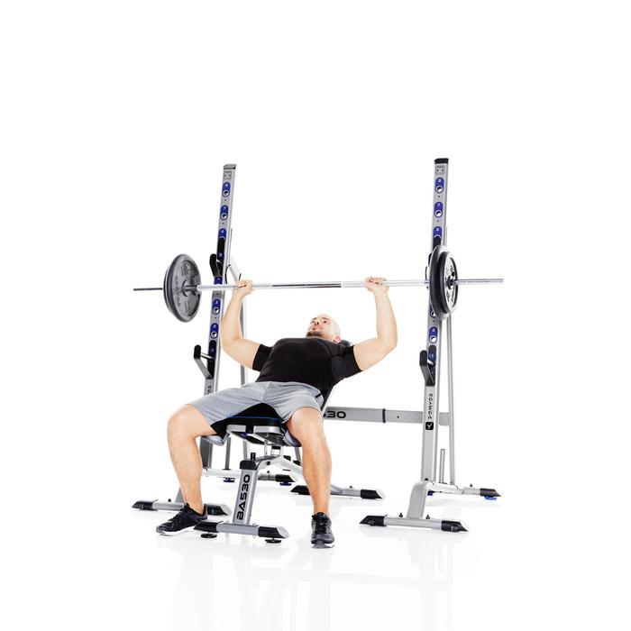 Opklapbare fitnessbank BA 530 - 359916