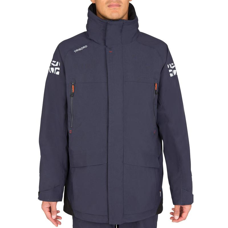 innovative design high fashion save off - Veste imperméable de voile homme 500 bleu