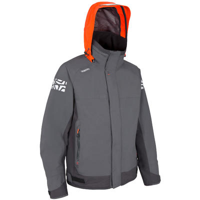 Race 500 Men's boat regatta Anorak - grey