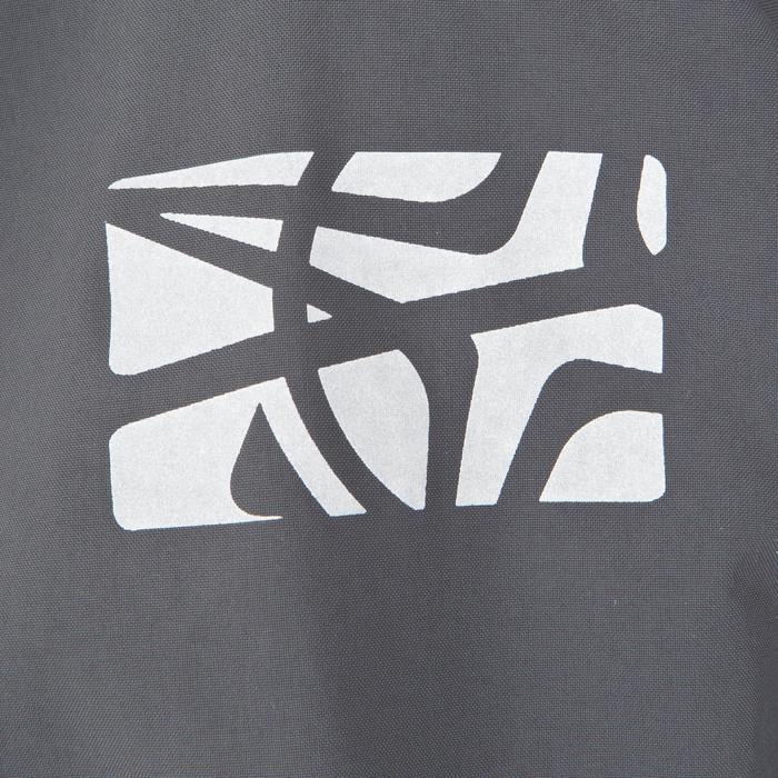 Veste voile régate bateau RACE 500 homme gris