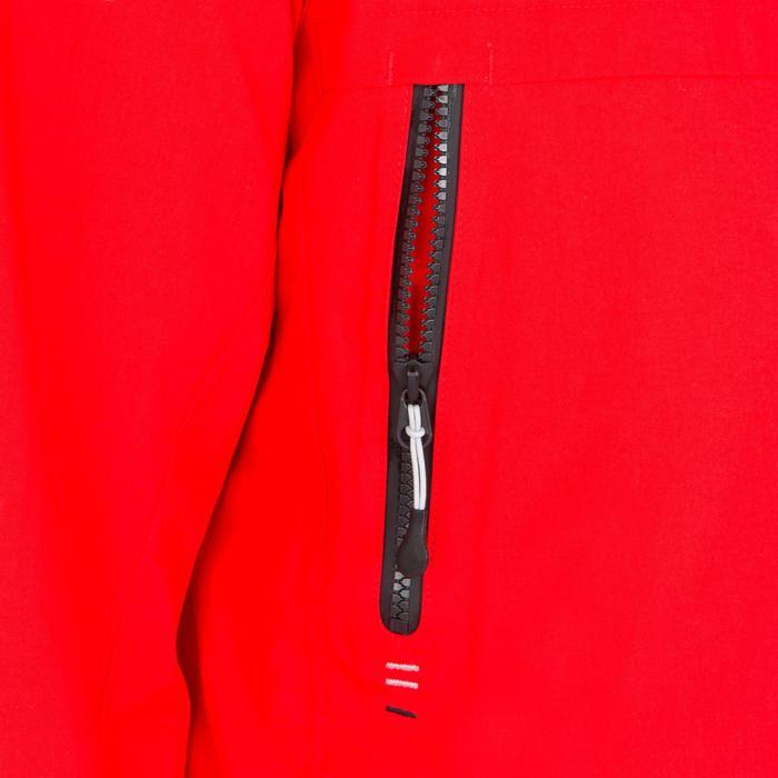 Zeiljas 500 voor heren, rood