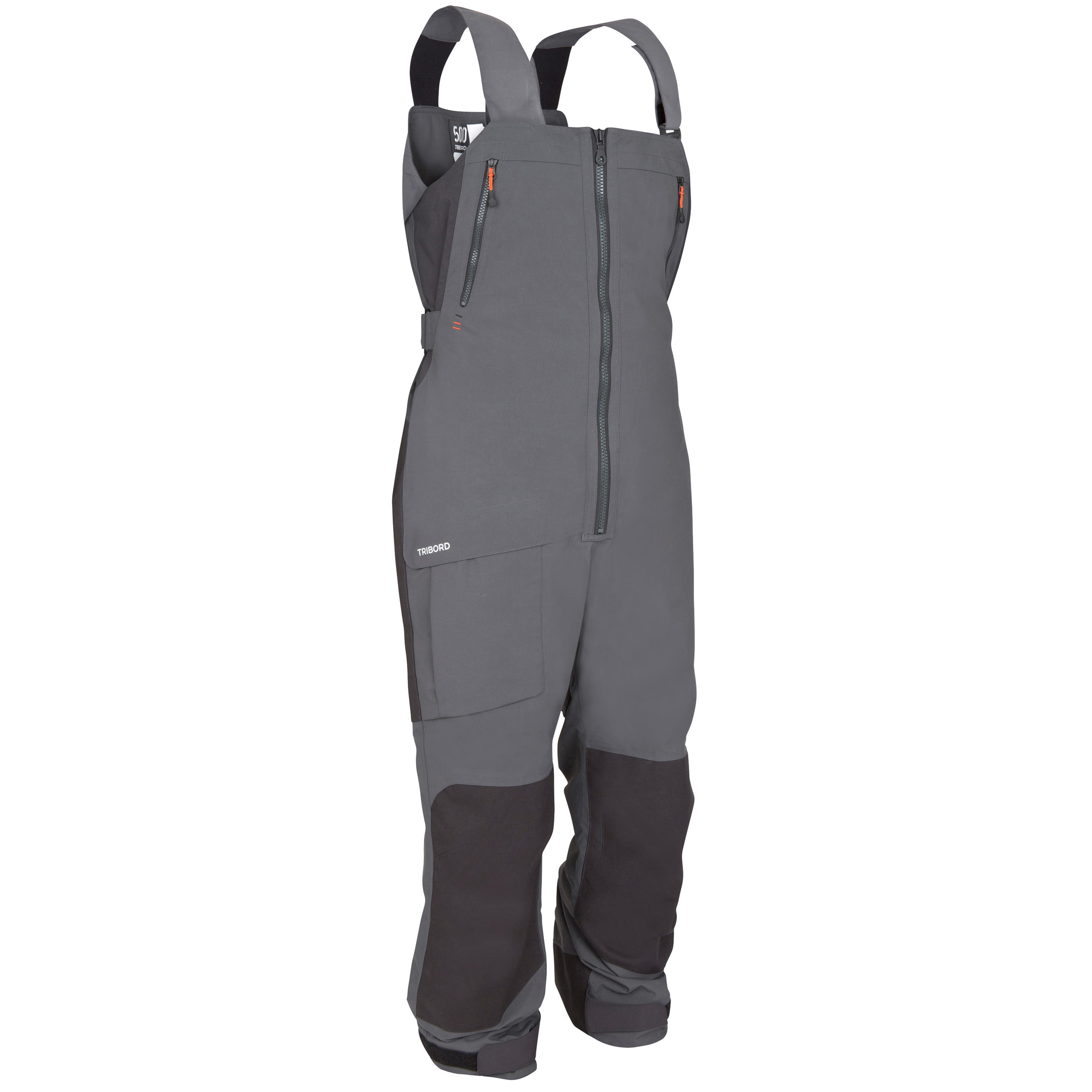 Race Men's Sailing Overalls- Grey