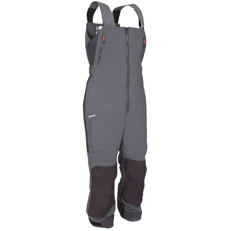 Мужские куртки для соревнований Яхтинг и парусный спорт - Комбинезон Race муж. TRIBORD - Мужская экипировка для яхтинга