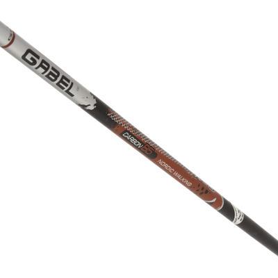 Bâtons marche nordique X-5 noir / gris / rouge
