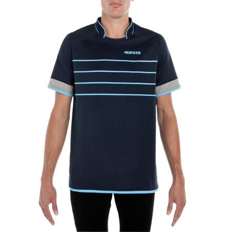 Full H 300 Adult Rugby Shirt - Blue