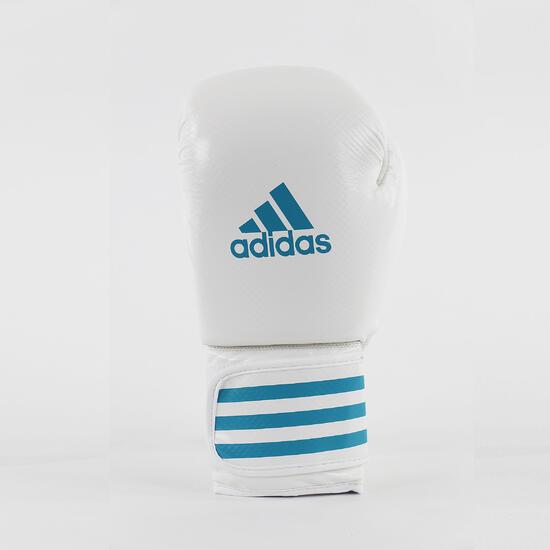Bokshandschoenen Adidas Power 200 wit - 36229