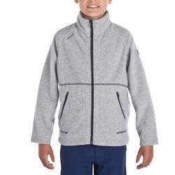 100 Children's Sailing Fleece - Grey