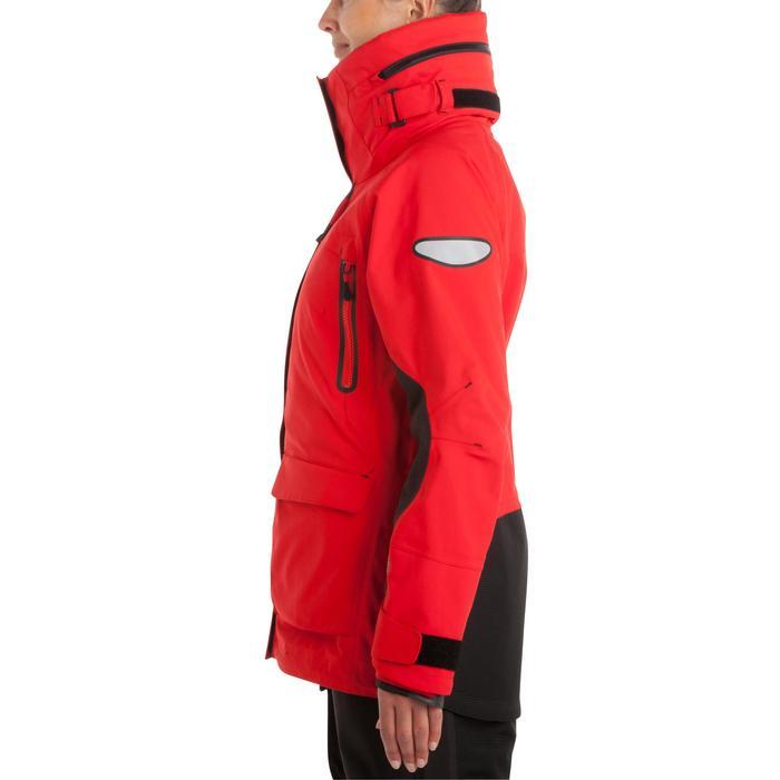 Veste bateau Ocean 900 femme rouge - 362928