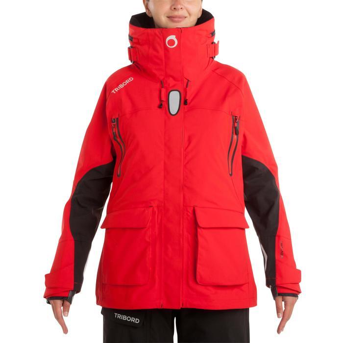 Veste bateau Ocean 900 femme rouge - 362931