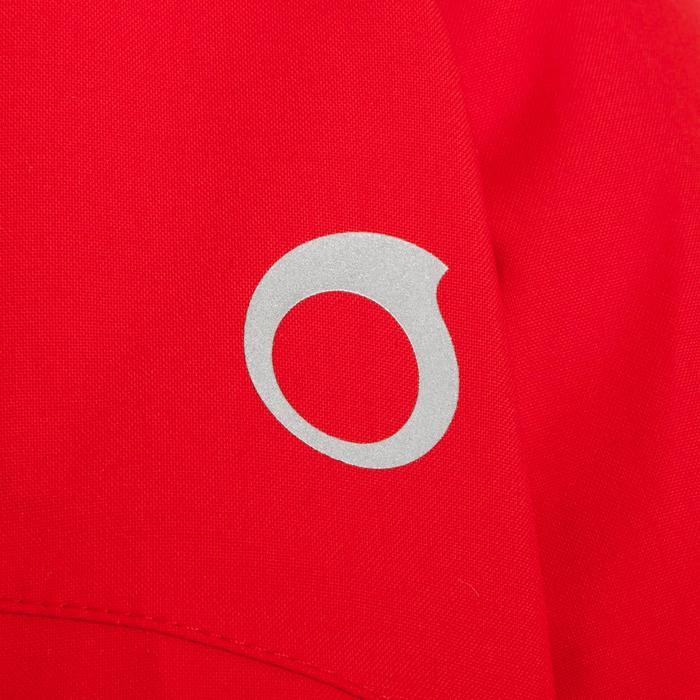 Chaqueta de guardia mujer Ocean 900 rojo