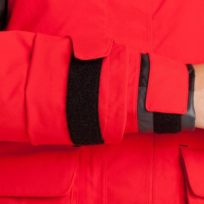 Veste de quart imperméable femme OFFSHORE rouge