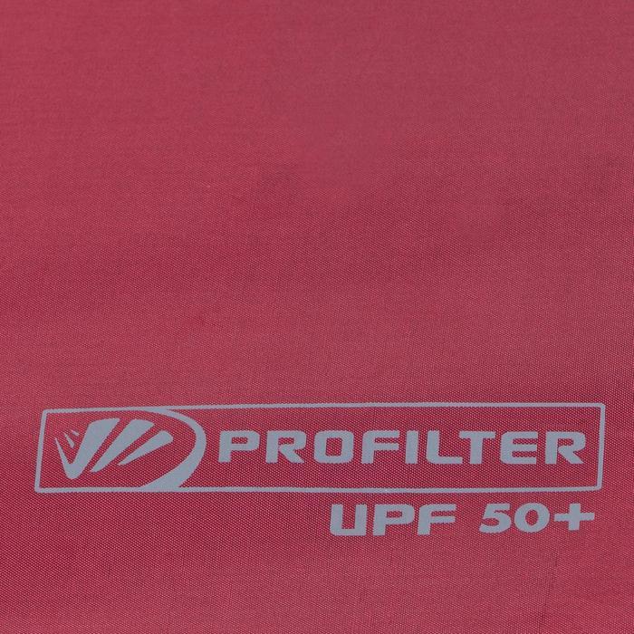 Golfparaplu 120 UV bordeaux