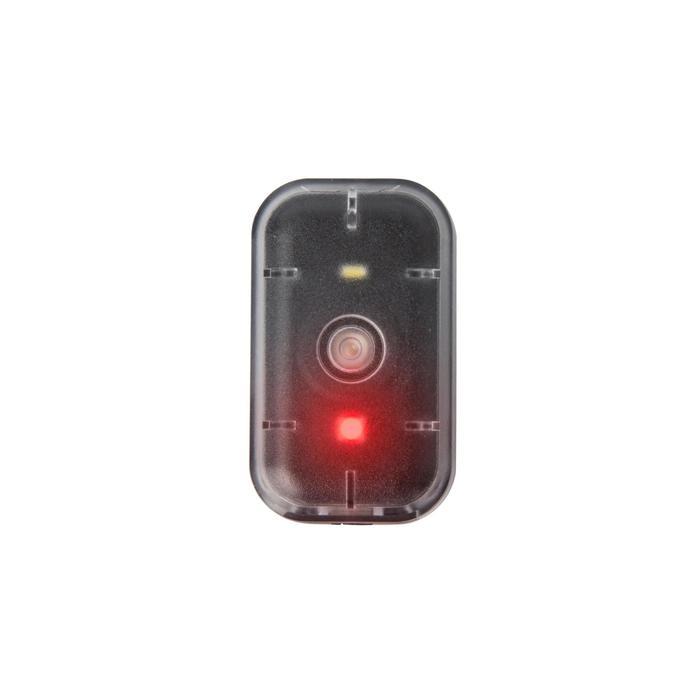 KIT ECLAIRAGE VELO LED VIOO CLIP 500 AVANT/ARRIERE NOIR USB - 363411