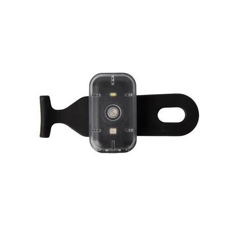 VIOO Clip 500 Front & Rear LED Bike Light Set USB - Black