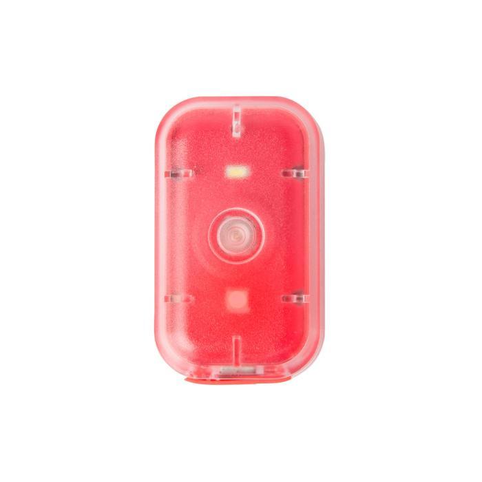 ECLAIRAGE VELO LED VIOO CLIP 500 AVANT/ARRIERE USB - 363430