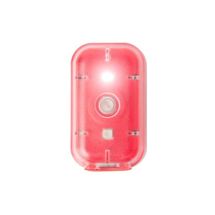 ECLAIRAGE VELO LED VIOO CLIP 500 AVANT/ARRIERE USB - 363431