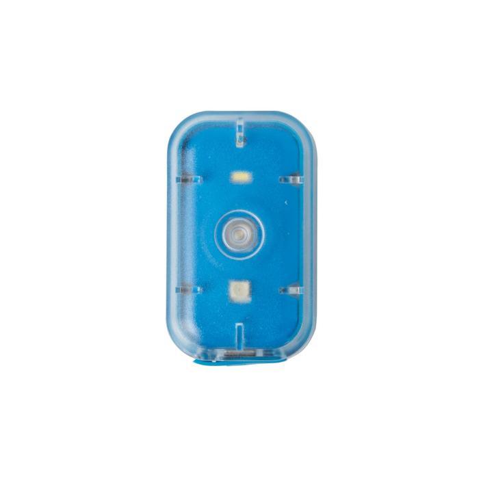 ECLAIRAGE VELO LED VIOO CLIP 500 AVANT/ARRIERE USB - 363448