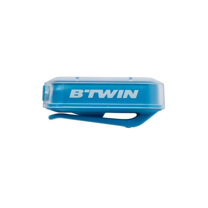 ECLAIRAGE VELO LED VIOO CLIP 500 AVANT/ARRIERE USB - 363465