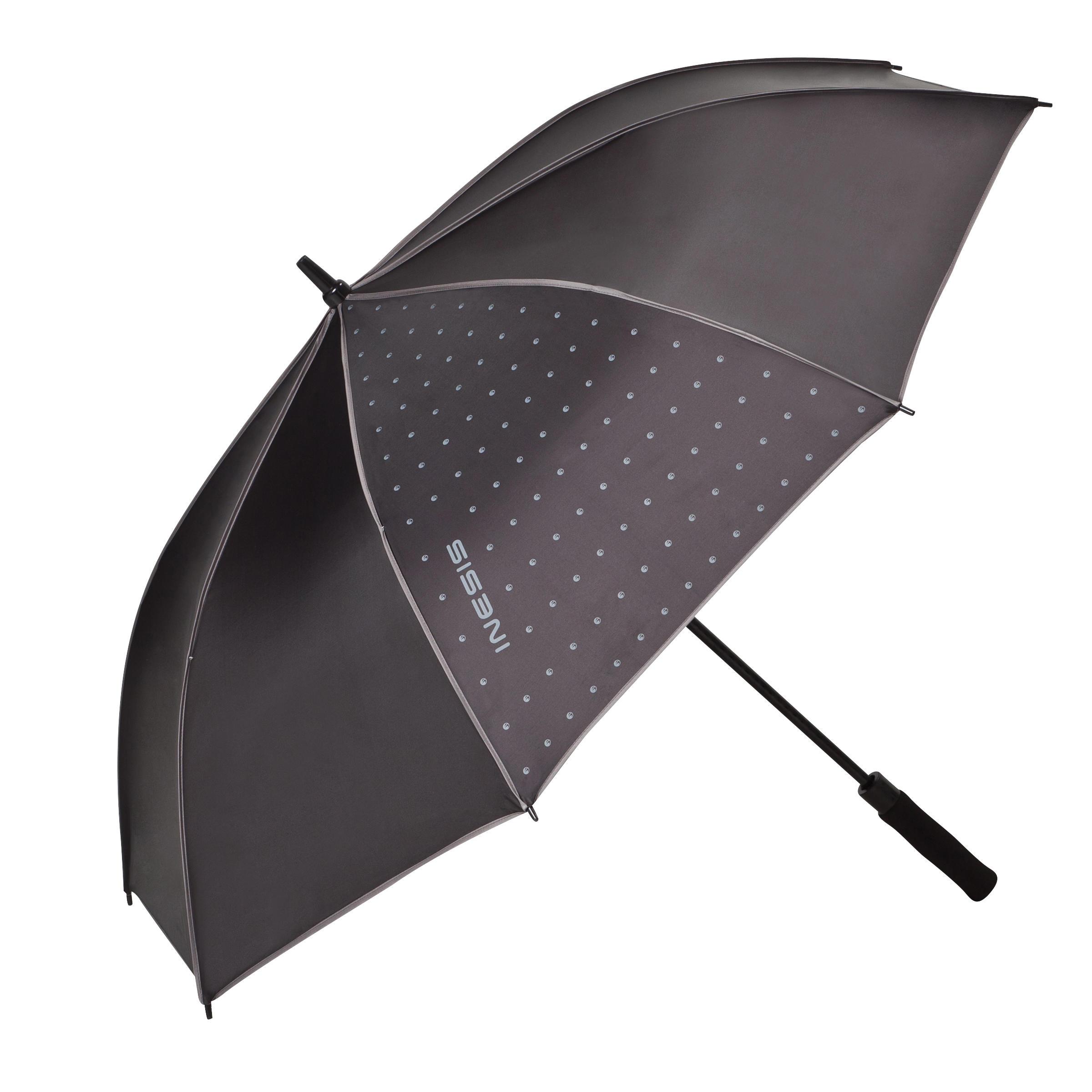 Paraguas de golf 500 UV negro