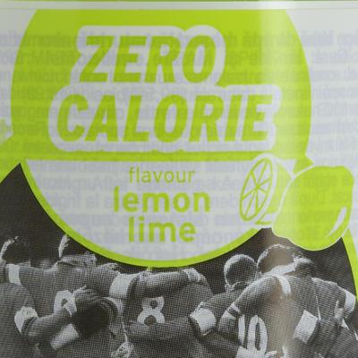 Boisson ZERO CALORIE TEAMSPIRIT citron citron vert 500ml